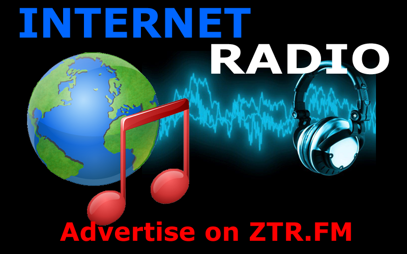 Advertise With ZTR.FM